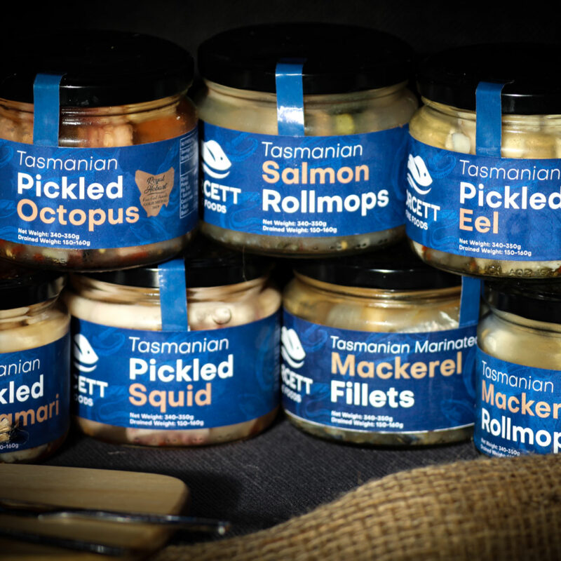 Marinated & Pickled Range
