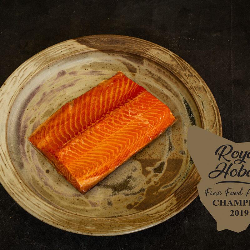Hot Smoked Fish Fillets